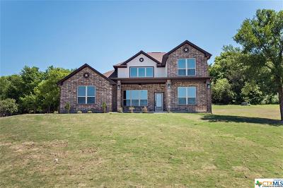 Temple TX Single Family Home For Sale: $329,900