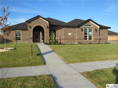 Killeen Single Family Home For Sale: 6001 Cordillera Drive