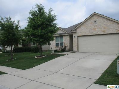 San Marcos Single Family Home For Sale: 123 Fence Line Drive