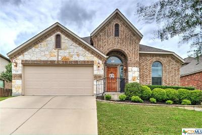 Georgetown Single Family Home For Sale: 1505 Naranjo Drive