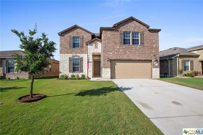 Temple TX Single Family Home For Sale: $249,000