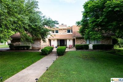 Salado Single Family Home For Sale: 1208 Mill Creek Drive