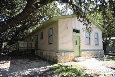 Canyon Lake Single Family Home For Sale: 1230 Rhinestone