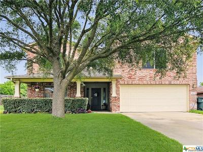 Temple TX Single Family Home For Sale: $235,000