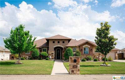 Belton TX Single Family Home For Sale: $455,900