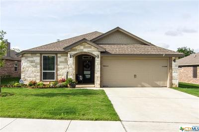 Belton Single Family Home For Sale: 417 Bella Rose Drive