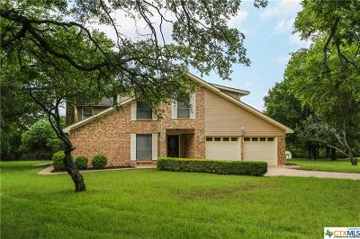 Copperas Cove Single Family Home For Sale: 1806 Freedom Lane
