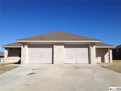 Killeen Multi Family Home For Sale: 2603 Edgefield Street #A & B