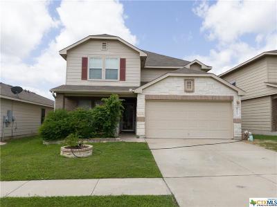 Killeen Single Family Home For Sale: 9013 Bellgrove Court