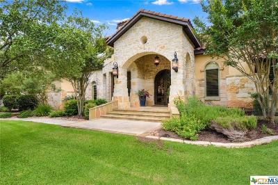 New Braunfels Single Family Home For Sale: 27731 Bogen Road