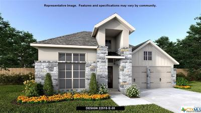 New Braunfels Single Family Home For Sale: 1169 Hammock Glen