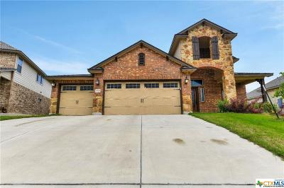 Belton TX Single Family Home For Sale: $275,000