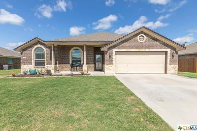 Copperas Cove Single Family Home For Sale: 3101 Settlement Road