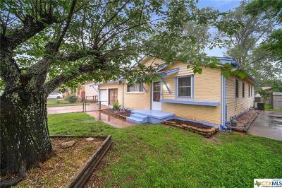 Copperas Cove Single Family Home Pending: 2506 Meadow Lane