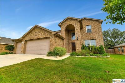 Killeen TX Single Family Home For Sale: $229,995