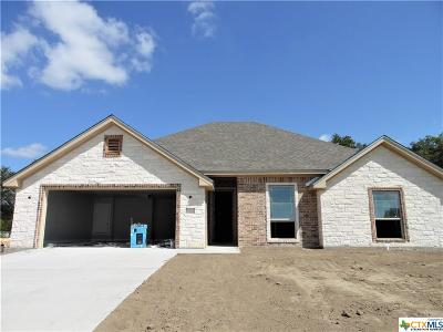 Temple TX Single Family Home For Sale: $218,500