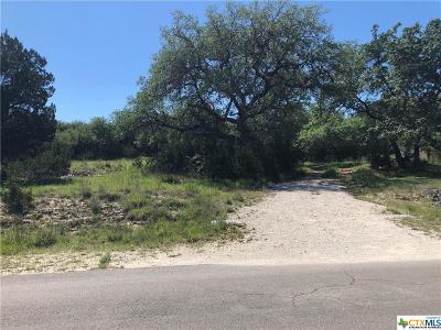 Canyon Lake Residential Lots & Land For Sale: 140 Gallagher Drive
