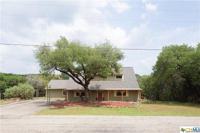 Spring Branch Single Family Home For Sale: 1609 Winding Creek Trail