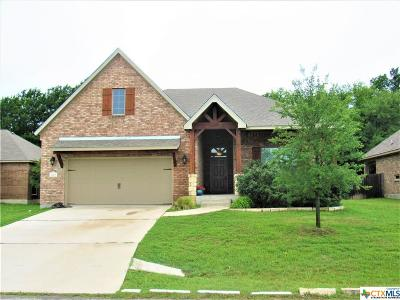 Belton Single Family Home For Sale: 220 Chering Drive