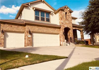 Hutto Single Family Home For Sale: 216 Silkstone Street