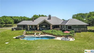 Wimberley Single Family Home For Sale: 1111 D Red Corral Ranch Road