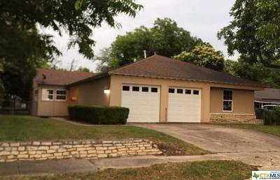 Gatesville Single Family Home For Sale: 122 N 26th Street