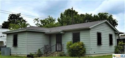Killeen Single Family Home For Sale: 801 S 2nd Street