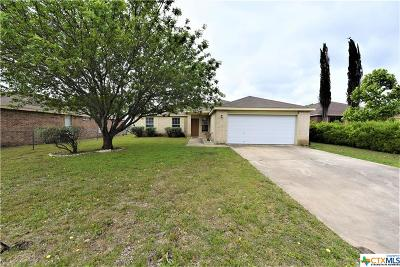 Killeen Single Family Home For Sale: 4509 Greyhound Drive