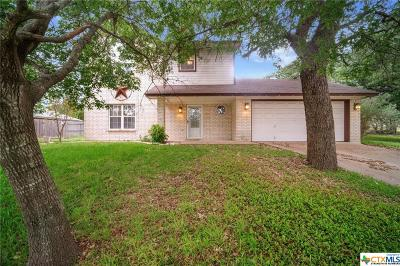 Belton TX Single Family Home For Sale: $190,000