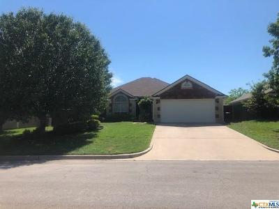 Harker Heights, Nolanville Single Family Home For Sale: 2013 Stonehenge Drive