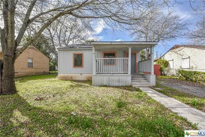 Killeen Single Family Home For Sale: 411 Washington Street