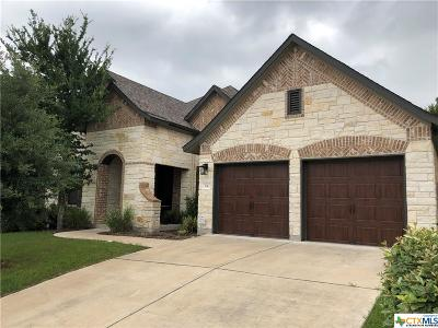 San Marcos TX Single Family Home For Sale: $349,900