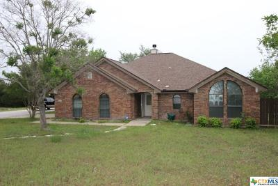 Kempner Single Family Home Pending: 2892 Retama Drive