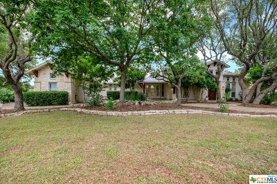 Spring Branch Single Family Home For Sale: 2005 Frontier