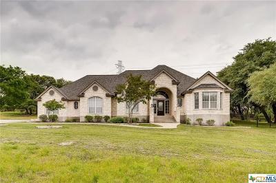 Bulverde Single Family Home For Sale: 1702 Shepherds Ranch