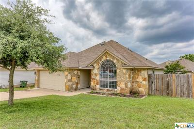 Burnet County Single Family Home For Sale: 108 Gregory Cove