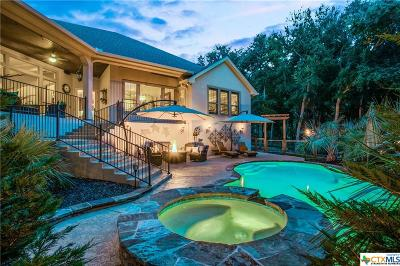 Comal County Single Family Home For Sale: 8315 Wild Wind Park Park
