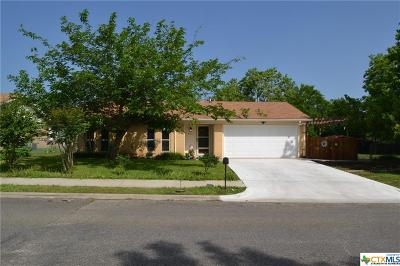 Copperas Cove Single Family Home For Sale: 604 South 23rd Street
