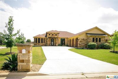 Salado Single Family Home For Sale: 3211 Hester Way