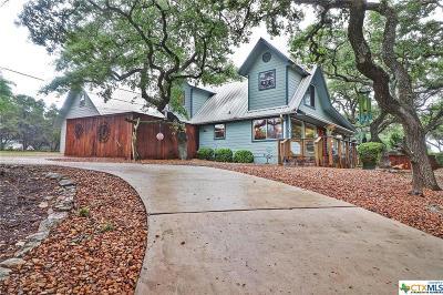 Canyon Lake Single Family Home For Sale: 1292 Charter Oak Drive