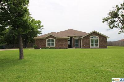 Copperas Cove Single Family Home For Sale: 210 Coleton Drive