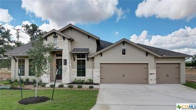 New Braunfels Single Family Home For Sale: 1342 Yaupon Loop