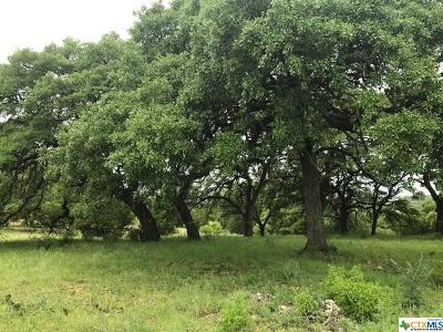 New Braunfels Residential Lots & Land For Sale: Lot 1846 Tenderfoot