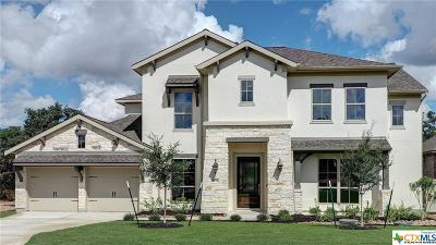 New Braunfels Single Family Home For Sale: 1133 Orange Blossom