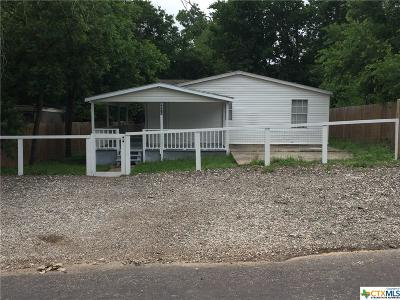 Belton Mobile/Manufactured For Sale: 4325 Orchard Hill Dr Road