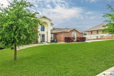 Harker Heights Single Family Home For Sale: 1902 River Rock Trail