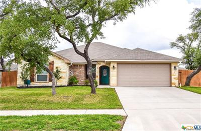 Copperas Cove Single Family Home For Sale: 3418 Doss Street