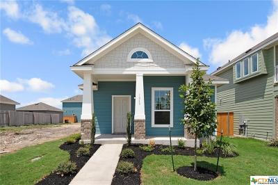 San Marcos TX Single Family Home For Sale: $187,100