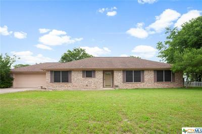 Salado Single Family Home Pending: 1808 Guess Drive