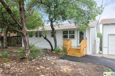 Canyon Lake Single Family Home For Sale: 2792 Woodcrest Drive